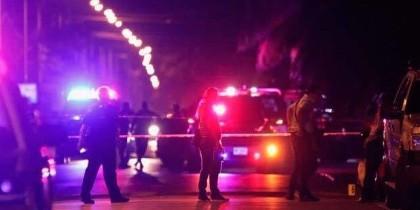 Policía de Miami tras los disparos