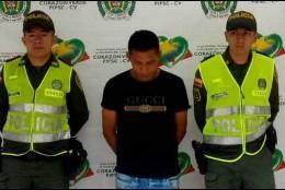 Richard Anderson detenido por asesinar a su hermano Deibi Daniel Mocha