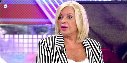 Barbara Rey (TELECINCO).