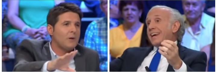 Jesús Cintora y Eduardo Inda.