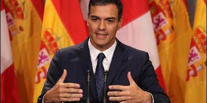 Sánchez en Canadá