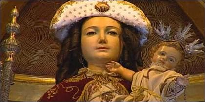 Virgen Peregrina de Pontevedra.