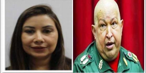 Enfermera personal de Chávez, cerca de ser extraditada