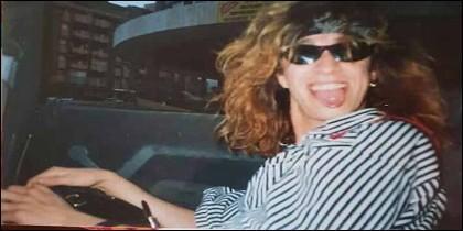 Javier, la transexual conocida como 'La Ely', muerta en Valladolid.