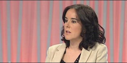 Lorena Fernández, investigadora de la Universidad de Deusto