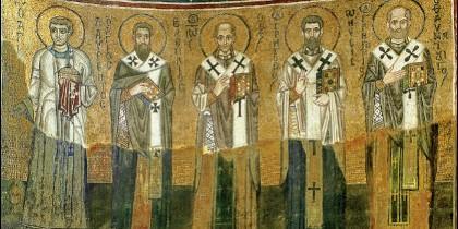 Padres de la Iglesia