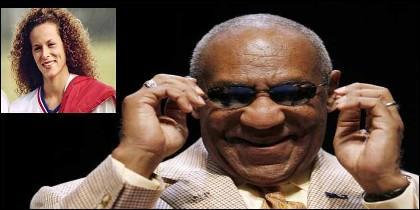 Andrea Constand y Bill Cosby.