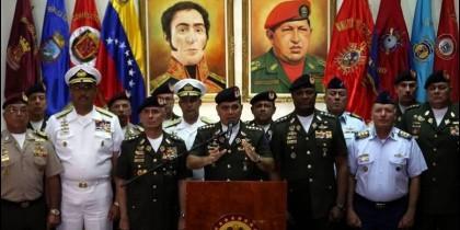 La Fuerza Armada Nacional Bolivariana