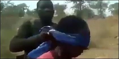 Matanza en África