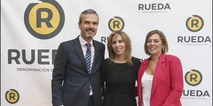 Presentación de la nueva imagen corporativa de la D.O. Rueda