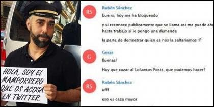 Rubén Sánchez y el 'Facuogate'.