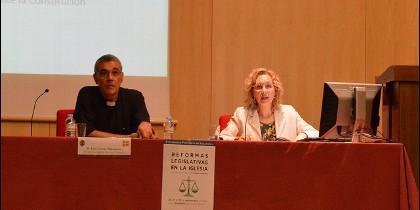 Miriam Cortés Diéguez, rectora de la UPSA