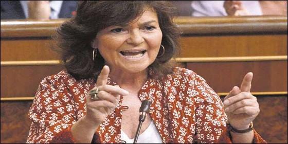 Carmen Calvo (PSOE).