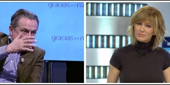 El `zasca` de Tertsch a Griso: `Su inmundo programa se rinde a la evidencia de que Vox le da audiencia`