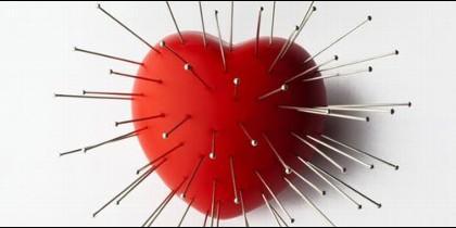 Corazón tocado