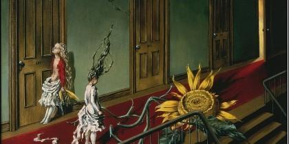 Dorothea Tanning  Detrás de la puerta, invisible, otra puerta - Museo Reina Sofía
