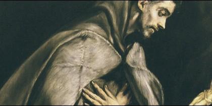 San Francisco de Asís. El Greco