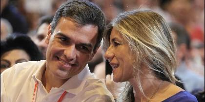 Pedro Sánchez y Begoña Gómez, en la picota.