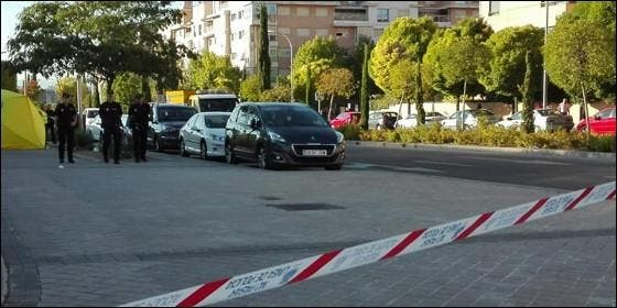 Muere una bebé de un año dentro de un vehículo en Madrid