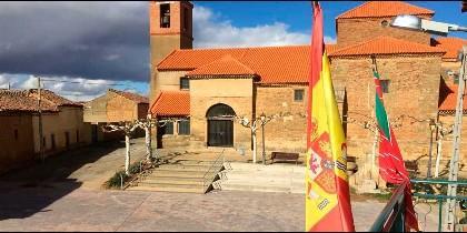 Plaza de Matilla de Arzón