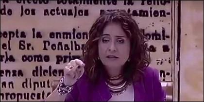 La ministra de Hacienda, María Jesús Montero (PSOE).
