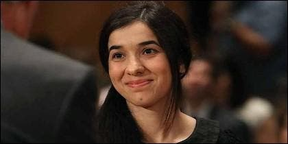 Nadia Murad, de esclava sexual del Estado Islámico a Premio Nobel de la Paz 2018.