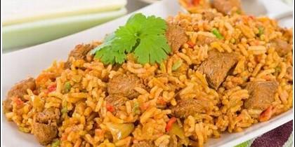 Receta arroz de cordero