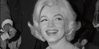 Foto de Marilyn Monroe en México