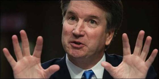 Mujer que acusó a Kavanaugh de violarla reconoce que mintió