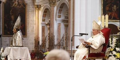 Cañizares preside la celebración de Santo Tomás de Villanueva