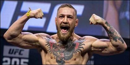 UFC: el iralandés Conor McGregor.