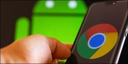 Google Chrome y Android