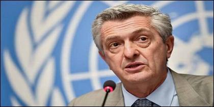 Filippo Grandi, Alto Comisionados de las Naciones Unidas para los Refugiados