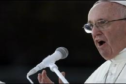 El Papa Francisco, contra la corrupción