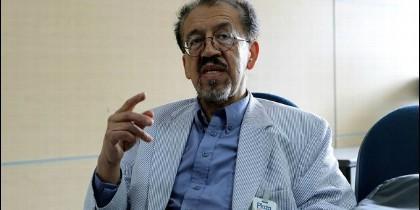 El sociólogo colombiano Carlos Uribe Celis