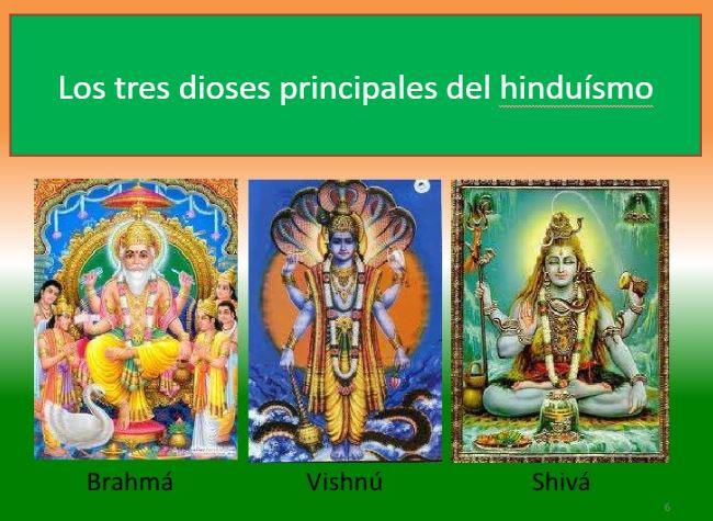 Las religiones y sus libros sagrados v el hinduismo - Principios del hinduismo ...