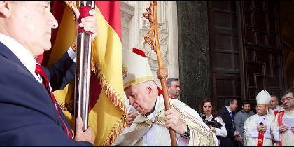 El cardenal preside el Te Deum en el Día de la Comunitat Valenciana