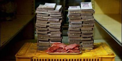 Hiperflación en Venezuela