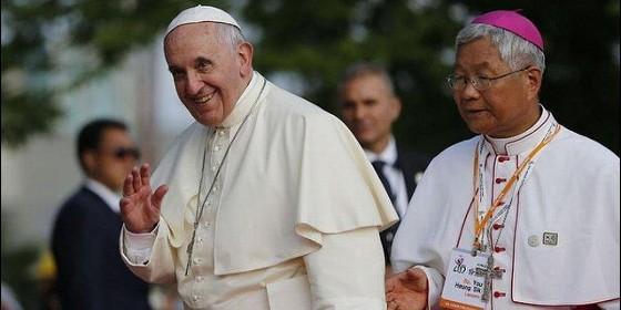 Kim Jong Un invitará al Papa Francisco a visitar Corea del Norte