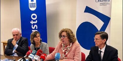 Presentación Informe de Competitividad del País Vasco 2018