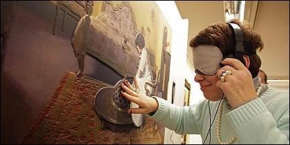 Arte para ciegos