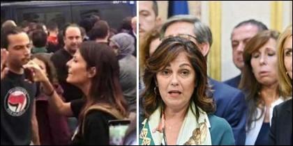 Cristina Seguí y Beatriz Escudero.
