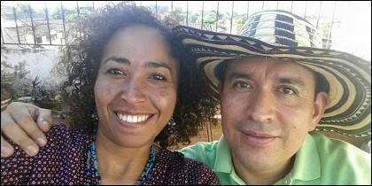 Dana y Andrés, del 'Patio de Andrés'