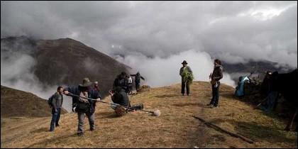 Escena de la película Samichay