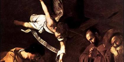 El cuadro de Caravaggio
