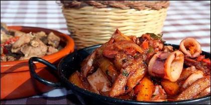 Gastronomía balear