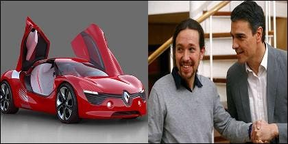Plan coche eléctrico