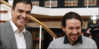 Sánchez e Iglesias