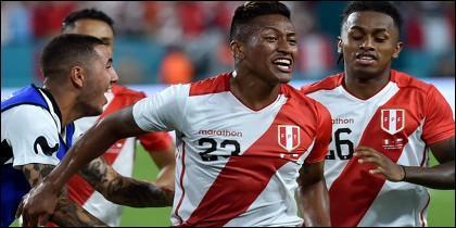 Chile contra Perú