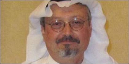El periodista y disidente saudí Jamal Khashoggi.